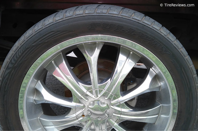 Fullway SUV Tire made in China